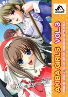 Akiba Girls Vol. 1 to 3-Anime